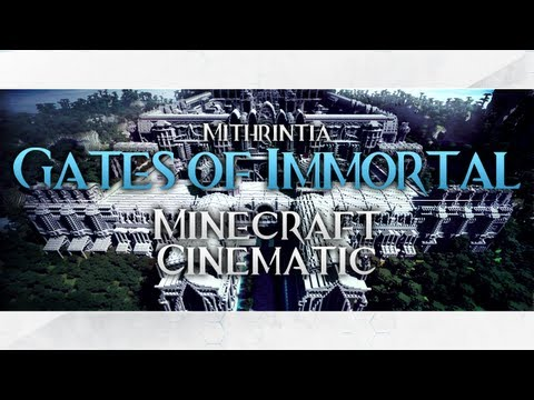 Minecraft Cinematic: Gates of Immortal (Download)