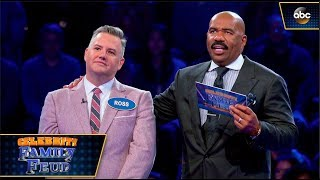 Ross Mathews Plays Fast Money! - Celebrity Family Feud