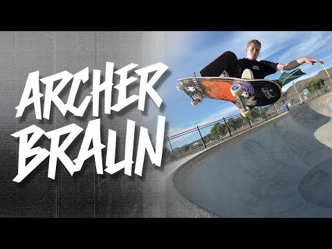 Archer Braun For Vagrant