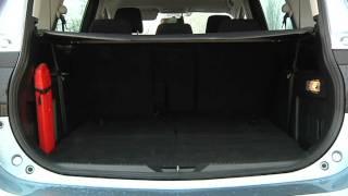 Mazda 5 restyling – Gli interni