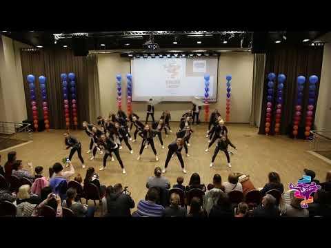 Танцуй, школа! Финал: выступление команды СОШ № 7