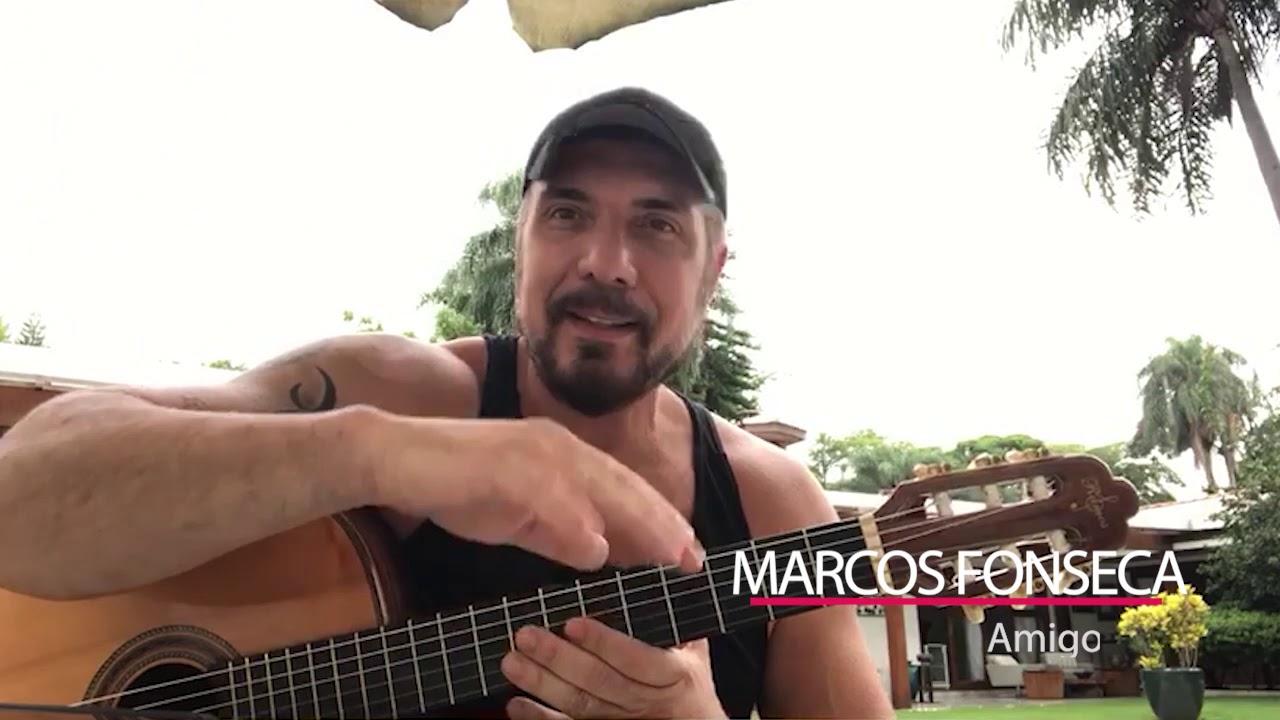 Marcos Fonseca - Feliz Aniversário Caio!