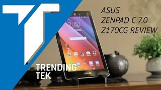 Asus Zenpad C 7.0 Z170CG Review (Indonesia)