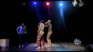 Twin stars AFTER BEAT FULL VIDEO performance on Tripple Ps Talanta mtaani show