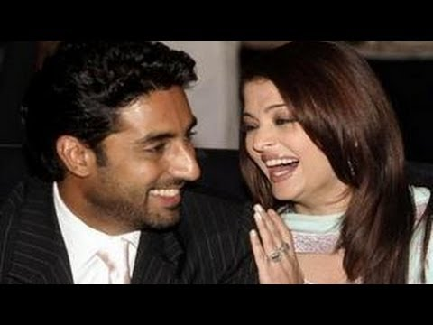 Aishwarya Rai & Abhishek Bachchan first stage performance