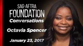 Conversations with Octavia Spencer