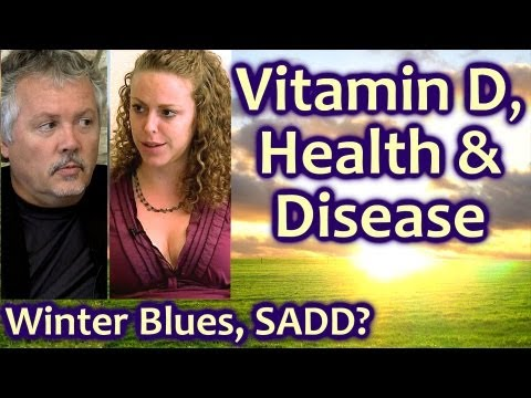 Vitamin D, Health & Disease: Deficiency, Toxicity, Depression, Mental Health | The Truth Talks.