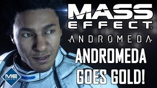 Andromeda Goes Gold, Ai Briefing #5 & PC Specs Revealed! - Mass Effect Andromeda Update!
