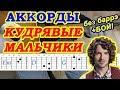Кудрявые мальчики Аккорды Алена Швец Разбор песни на гитаре Бой Текст mp3