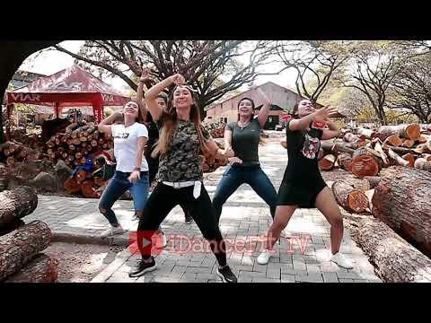 Via Vallen Disana Menanti Disini Menunggu | Dance Fitness Dangdut | Joged Dangdut Hits