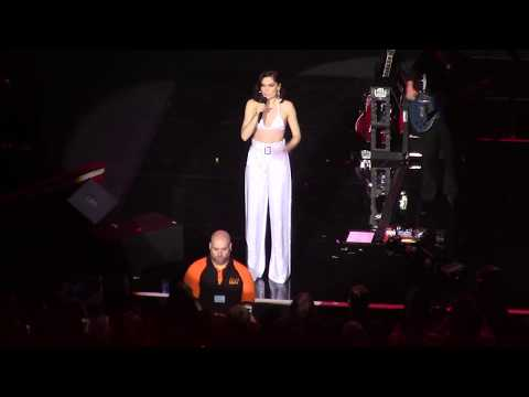"""JESSIE J - """"Who You Are"""" - Royal Albert Hall, London - 13/11/2018"""