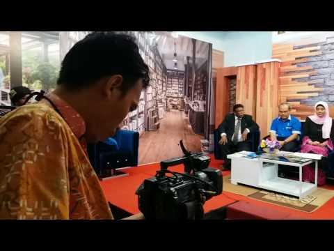 Education Malaysia - Indonesia Live @ Fajar TV Forum Makassar, by UMP, 2017Jul28
