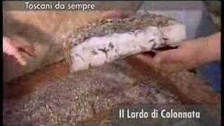 La Toscana del vino, dell'olio e dei prodotti tipici