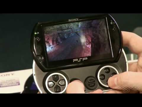 GameSpot - PSP Go Review and Unboxing 2/2