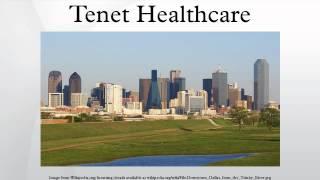 Tenet Healthcare to Buy Vanguard
