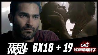 TEEN WOLF 6x18 6x19 Recap: Derek Returns, Anuk-Ite Other Half Revealed 6x20 Promo | What Happened?!?