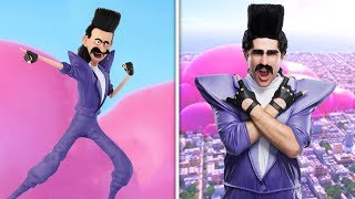 Despicable Me In Real Life 2017 | All Characters |