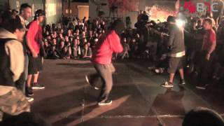 Mighty Zulu Kingz vs. Brooklyn Zoo | To The Pointz | Top 16