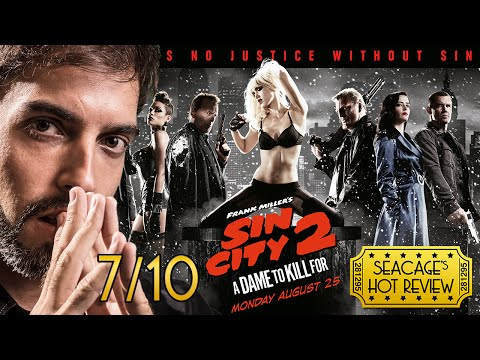 Sin City 2 A Dame to Kill For (2014) 7/10 NO SPOILER - Seacage's Hot Review