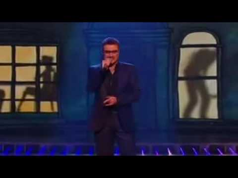 George Michael  December Song on The X Factor Final 2009