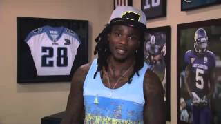 CLASH ON THE CUMBERLAND: Chris Johnson's Crib