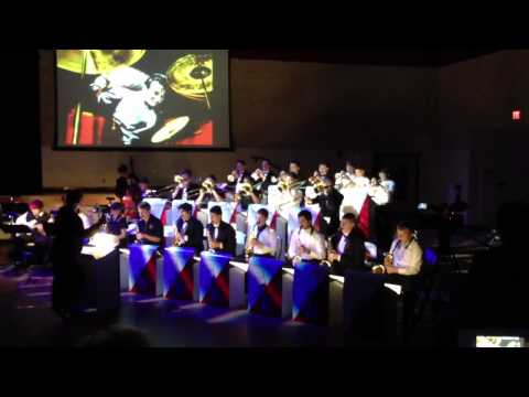 The kings Academy Jazz Band 2013