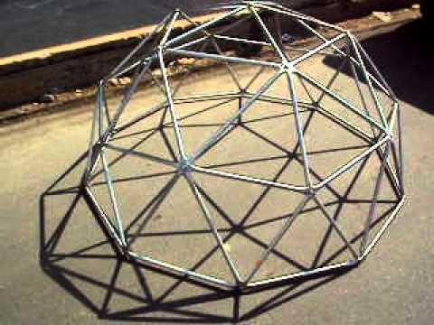 Planos para construir domo geodesico