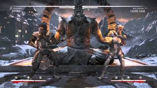 Mortal Kombat X Kenshi Possessed Guide by Pig Of The Hut