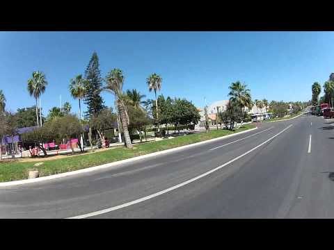 IronMan Drive from Cabo San Lucas so San Jose del Cabo 2013