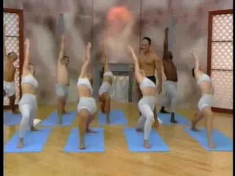 Пауэр йога уровень для начинающих