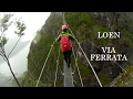 Via Ferrata Loen Norway 2016