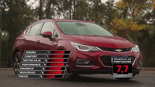 Chevrolet Cruze Hatch - Test - Matias Antico - TN Autos