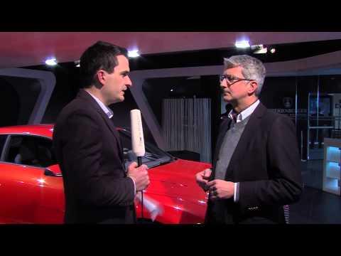 Audi CEO Stadler: 'Automobilbranche steht vor großem Umbruch'