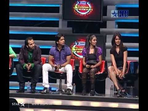 (12/16) HQ Genelia and Shahid in Star Music ka maha muqqabla by svr studios