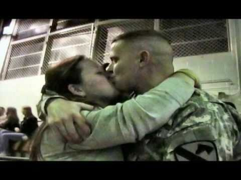 US Army Rapper Soldier Hard - The Military Wife feat Matai