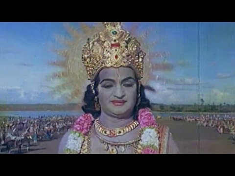 Daana Veera Soora Karna || Yela Santhaapammu Video Song || Ntr, Sarada video