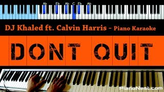 DJ Khaled & Calvin Harris - Don