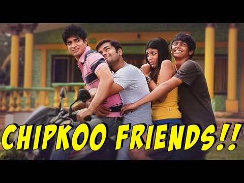 How To Survive -Chipkoo Friends !!! Episode 9 bindass