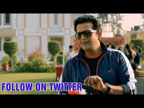 Ravi Kishan Invites You To Follow Him On Twitter - Bajatey Raho