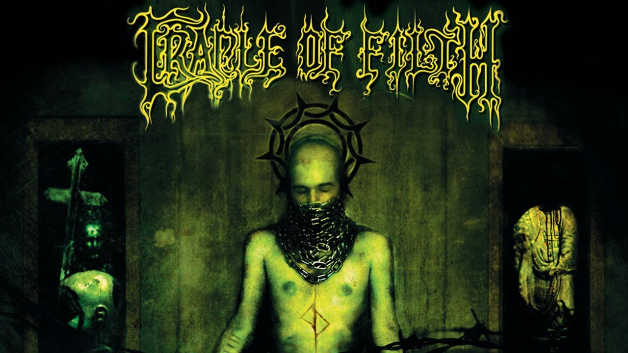 Cradle of Filth Covers Cradle of Filth Thornography