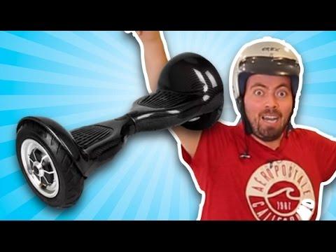 Hoverboard Kapışması  - Legolu Yolda Git - Kaleye Gol At