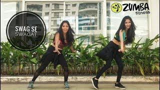 Swag se Swagat ||Zumba choreography|| Salman Khan || Katrina Kaif