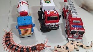 Kids toys, Xe đồ chơi, xe cứu hỏa, xe bồn, xe ôtô đồ chơi # car toy # Children's car toy