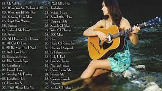 Top Guitar Love Songs - Những bài hòa tấu guitar lãng mạn nhất mọi thời đại