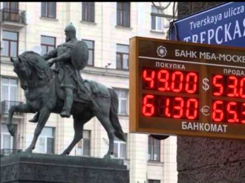 Russia warns of recession in 2015 a report