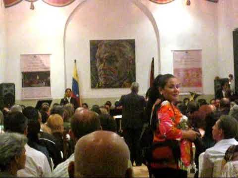 ''Dama Antañona'' Valse Venezolano en la Casa de la Estrella de Valencia