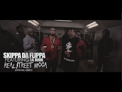 Skippa Da Flippa F  Lil Durk - Real Street Nigga (official Video) Shot By azaeproduction video