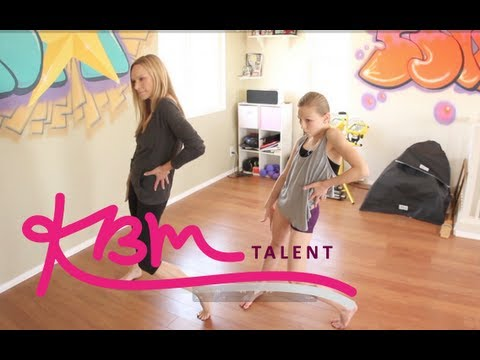 Autumn Miller  teaches Choreography