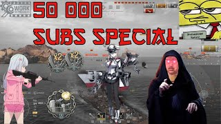 World Of Warships Funny - 50 000 subs special!