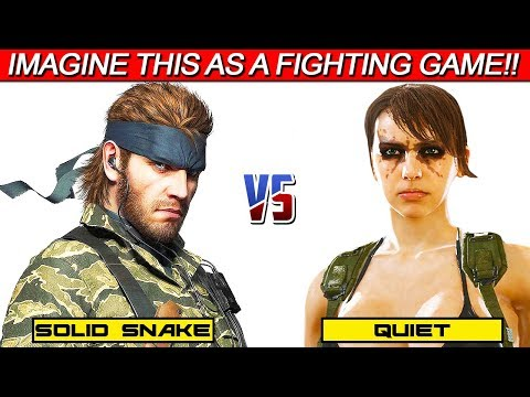 10 VIDEO GAMES We Want Turned Into FIGHTING Games
